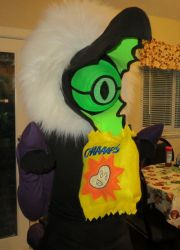 Centipeetle Cosplay by NeitherSparky