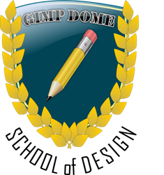 Gimp Dome School of Design by HippieKender