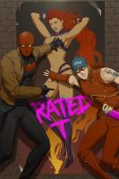 Red Hood and the Outlaws by doubleleaf
