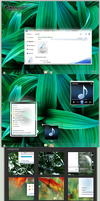 Glow Air Final for Windows 7 by kAtz93