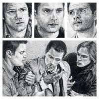 Team Free Will by Lorien79