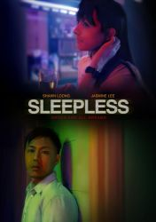 Poster Drawing: SLEEPLESS by lyzeravern