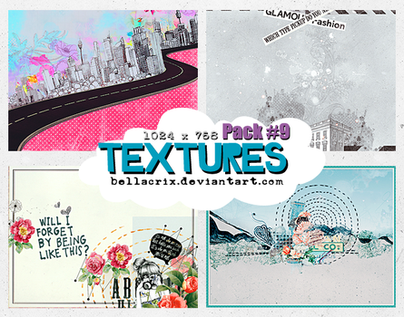 Textures Pack #9 by Bellacrix