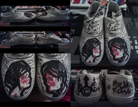 MCR Shoes by Eclipsefangirl1