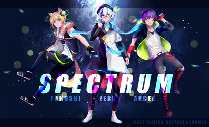 SPECTRUM by Raeyxia