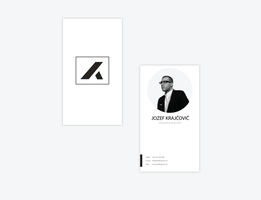 My business card by jozef89