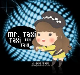 jessica mr taxi by squeegool