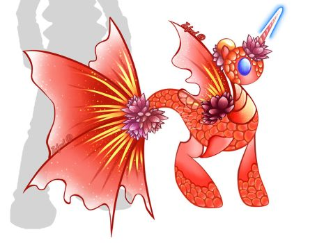Fakemon Sethesturia by Dylan-Fly