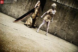 Silent Hill Cosplay by VoXtheFoX