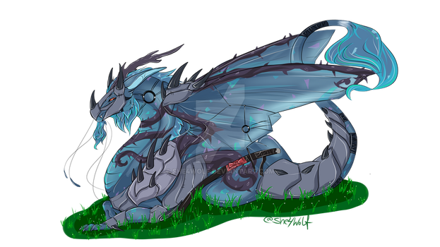 FR Commission : Lumineon by She4Wolf