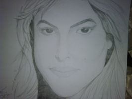 eva mendes by DominicanFlavor