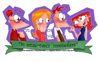 PnF - It started somewhere... by sam-ely-ember