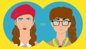 Moonrise Kingdom by cesca-specs