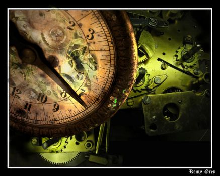 Gears of Time by TitusGrey