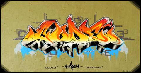 ...c o d e 3... by code3tmh