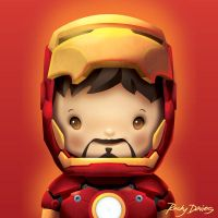 Son of Iron Man by RockyDavies