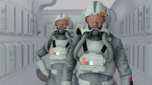 Clone Pilots III by CptRex