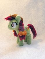 Candy Apples Amigurumi by LeFay00
