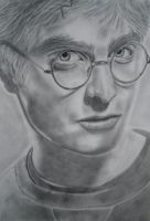 Harry Potter by OnceUponATime221B