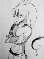 Majin Hex-- Never posted? by xXHisanXx