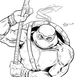 Dom TMNT by shaotemp