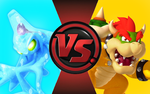 CFC|Chaos vs. Bowser by Vex2001