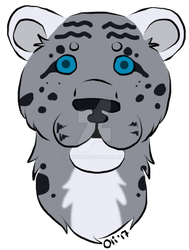 Colbie Headshot Tag by olivoid