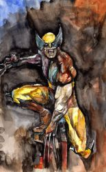 Wolverine by scifo