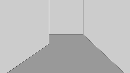 3D Hallways? (GIF) by Lengieal