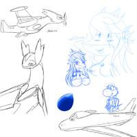[COL] Random Bluez Sketchdump by Sabre471