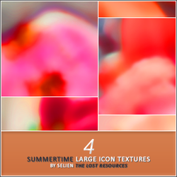 4 Summertime Large Icon Textures - TLR by TheLostResources