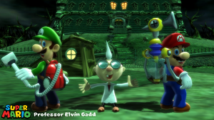 (MMD Model) Prof. E. Gadd and Inventions Download by SAB64