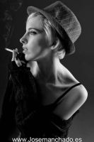Agyness Deyn tribute 1 by josemanchado