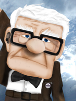 Carl from Up by OptimalPursuits