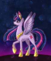 The Queen by Fimlie