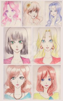 Girls - a collection by korean64