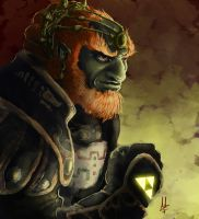 Ganondorf by Virus-91