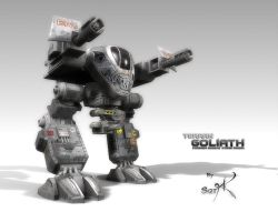 Goliath - ONLINE by SgtHK