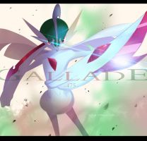 Tumblr Challenge: MEGA GALLADE. by Billiam-X