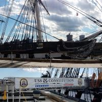 USS Constitution by MetalBeowulf89