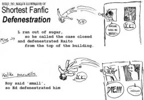 DN and FMA defenestration by nekozikasilver1