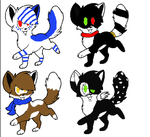 kittens for sale each 5p by Xxwhitewolf-lonerxX