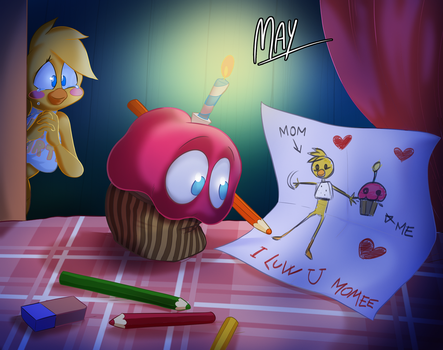 May pic!! by TonyCrynight