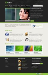 OPLAKUWE - Free Template- HOME by Artfans