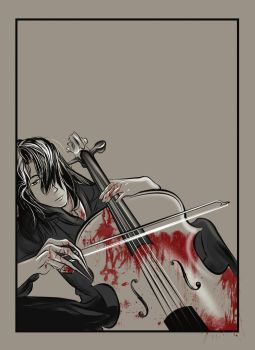 BLOOD+: Hagi's Song by clouded-ambition