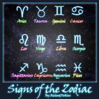 Signs of the Zodiac by richardperkins