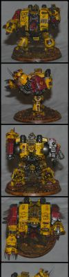 Belligerent Engine - Brother Ignus by vyler