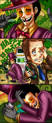 Happy St. Patrick's Day by kaiser-mony