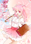 Cherry Blossom Cookie by jollyrose
