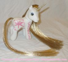 Courage BCA Custom Pony by mayanbutterfly